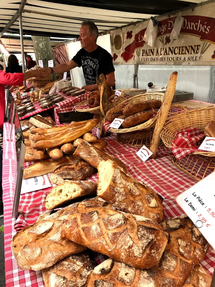 5 Markets in Paris
