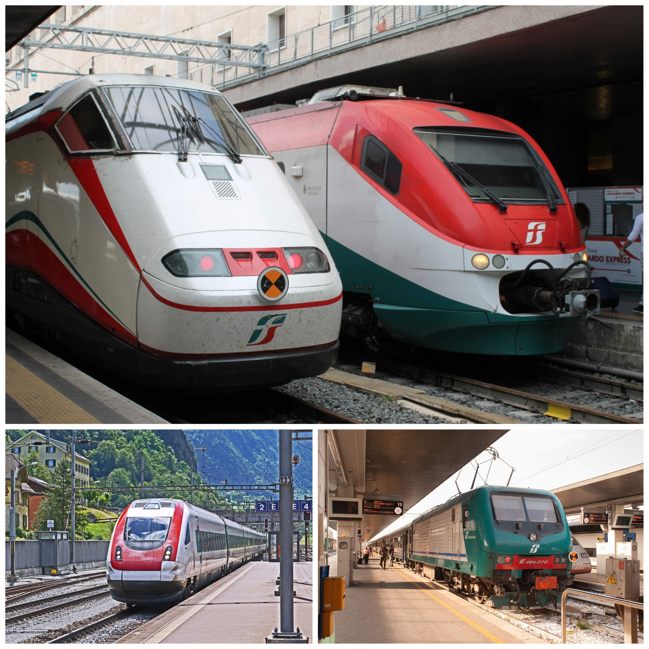 Beginner's Guide to Riding the High Speed Trains in Italy